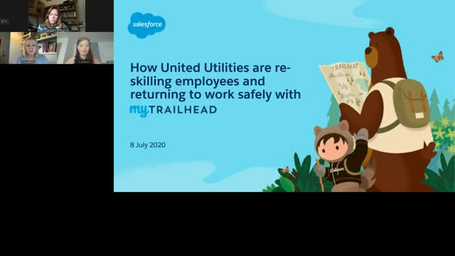 See How United Utilities is Using Interactive Learning to Empower Employees