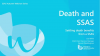 How to distribute death benefits in practice for advisers