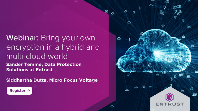 Bring Your Own Encryption in a Hybrid and Multi-cloud World