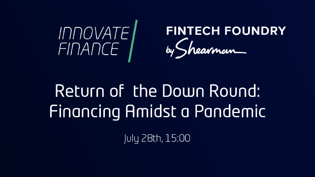 Return of the Down Round: Financing Amidst a Pandemic