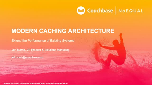 Speed Up Application Response Times With High-Performance Caching