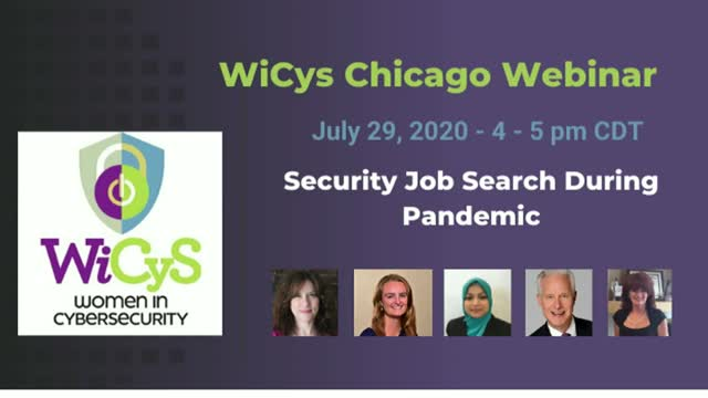 Security Job Search During Pandemic