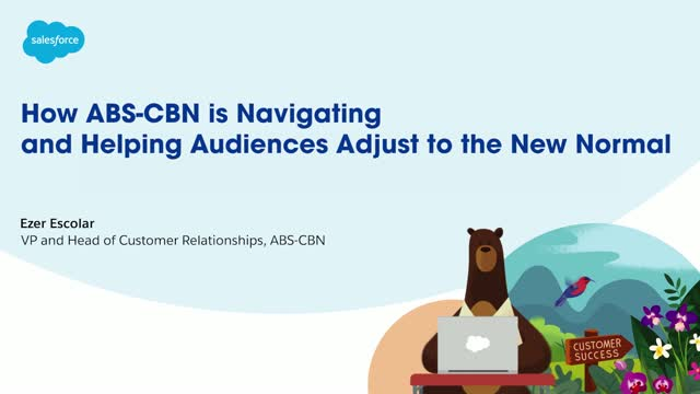 How ABS-CBN is Navigating and Helping Audiences Adjust to the New Normal