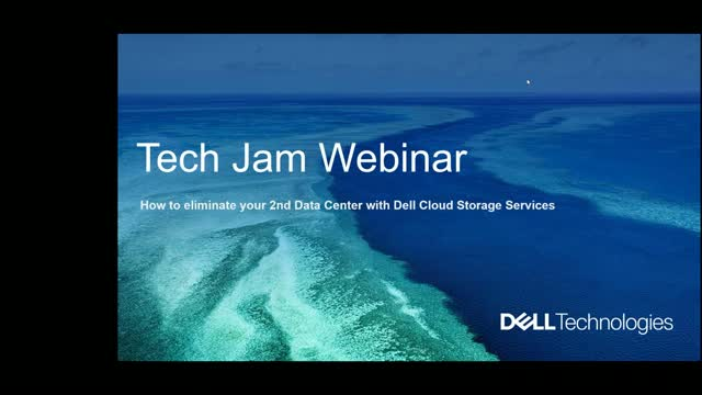 Tech Jam Series - How to Eliminate Your 2nd Data Center