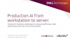 Production AI from data lake to server: Solving HW challenges in ML environments