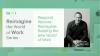 Respond. Recover. Reimagine: Building the New World of Work