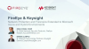 Extend Network Protection & Forensics to Microsoft Azure with Keysight & FireEye