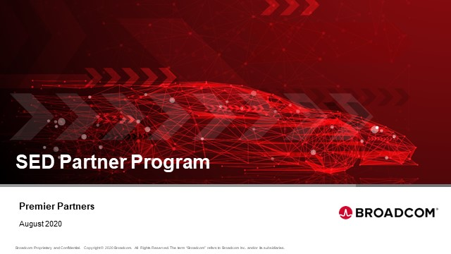 Introduction to Symantec's New Premier Partner Program