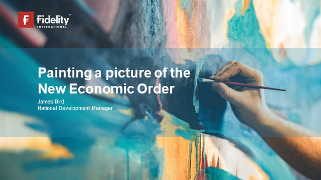 Painting a picture of the New Economic Order