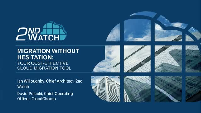 Migration Without Hesitation: Your Cost-Effective Cloud Migration Tool