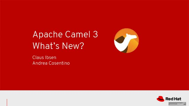 Apache Camel 3 is here: What's new