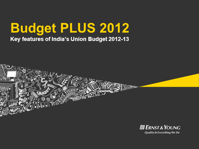 Indian Budget 2012 - The tax measures unveiled