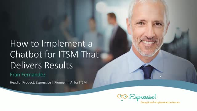 How to Implement a Chatbot for ITSM that Delivers Results