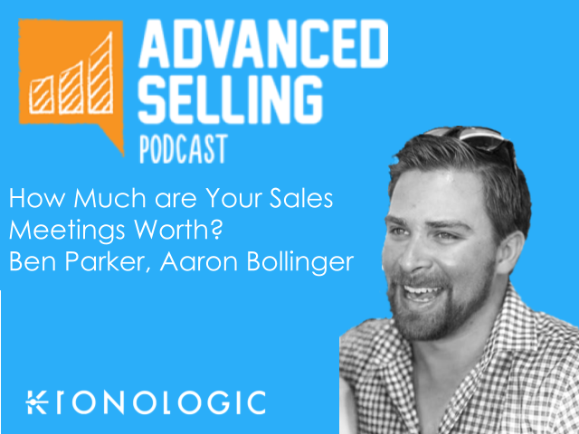 Advanced Selling Podcast: Kronologic