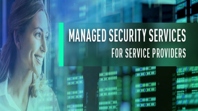 Managed Security Services for Service Providers