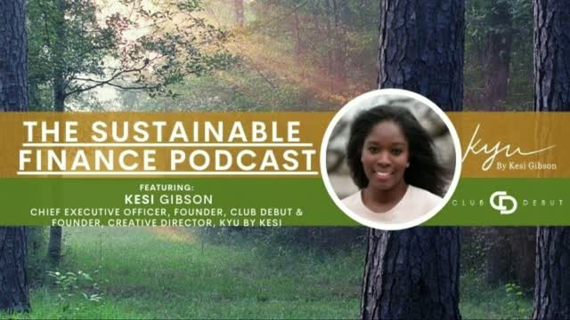 EP 93: How Kesi Gibson Makes Sustainable Fashion Possible and Profitable