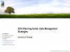 2010 Planning Guide: Data Management Strategies