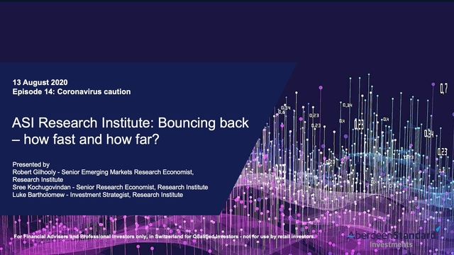 ASI Research Institute: Bouncing back – how fast and how far?