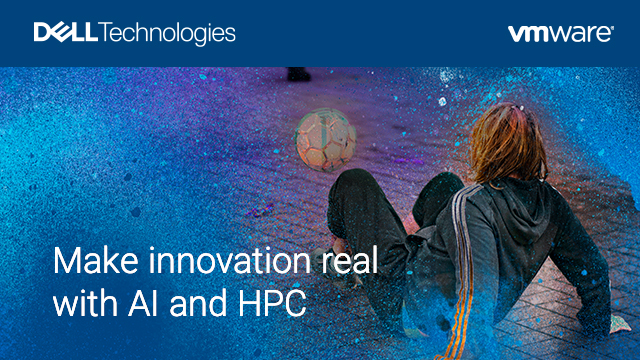 Make innovation real with AI and HPC