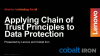Applying Chain of Trust Principles to Data Protection