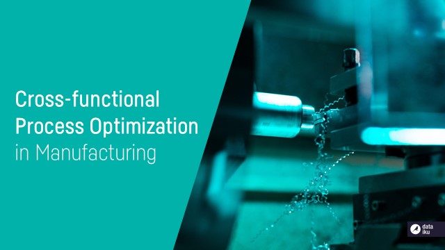 Leveraging AI in Manufacturing: Cross-functional Process Optimization