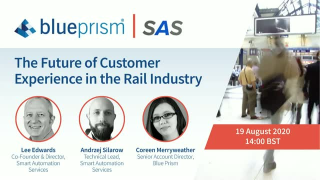 The Future of Customer Experience in the Rail Industry