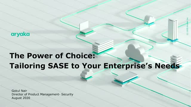 Which SASE is right for you?