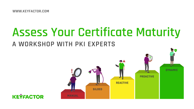 Assess Your Certificate Management Maturity: A Workshop with PKI Experts