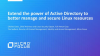 Extend the power of Active Directory to better manage and secure Linux resources