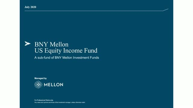 US Equity Income Fund Webinar RECORDING - UK