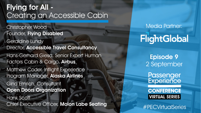 Flying for All – What next for the accessible cabin?