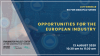 5G for Manufacturing - opportunities for the European industry