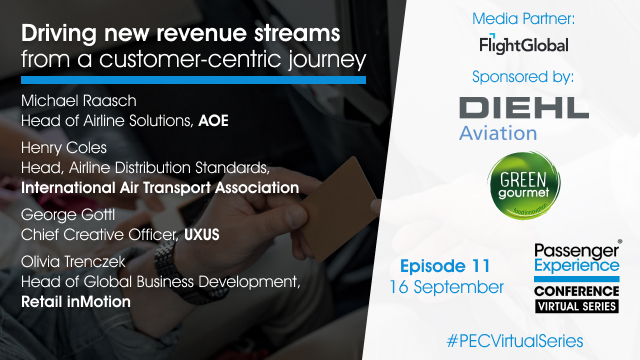 Driving new revenue streams from a customer-centric journey