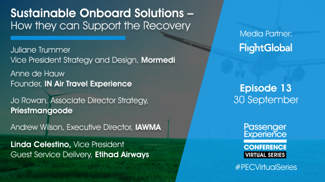 Sustainable onboard solutions – How they can support the recovery