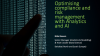 Optimising compliance & risk management with Analytics and AI