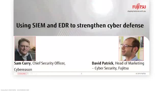 Using SIEM and EDR to strengthen cyber defense