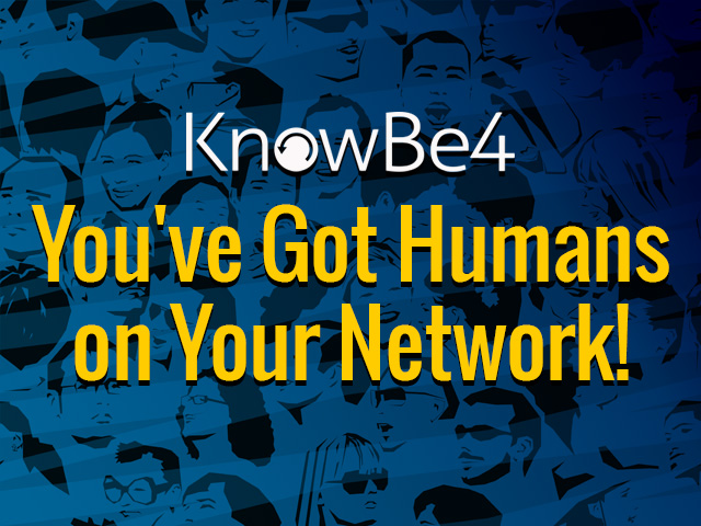 You've Got Humans on Your Network!
