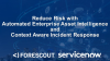 Reduce Risk w/Automated Enterprise Asset Intel & Context-Aware Incident Response