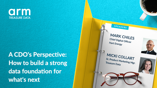 A CDO's Perspective: How to build a strong data foundation for what's next