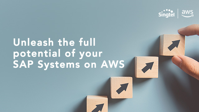 Unleash the full potential of your SAP Systems on AWS