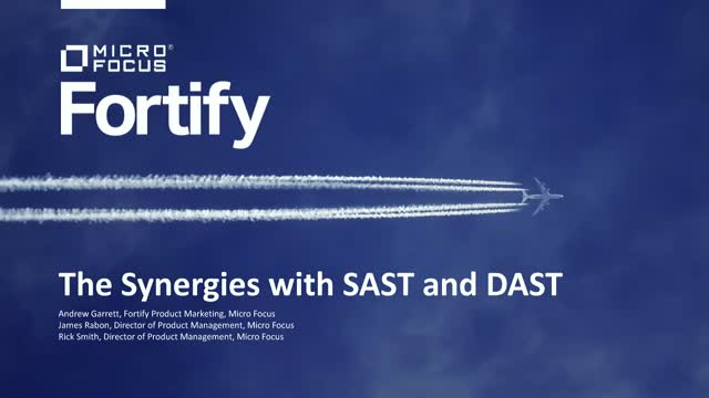 The Synergies with SAST and DAST