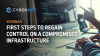 First steps to regain control on a compromised infrastructure