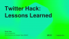 Twitter Hack: Lessons Learned