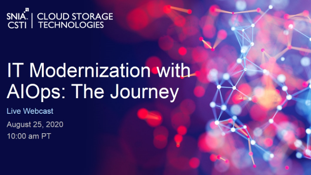 IT Modernization with AIOps: The Journey