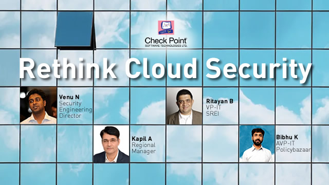 Rethink Cloud Security - India Edition