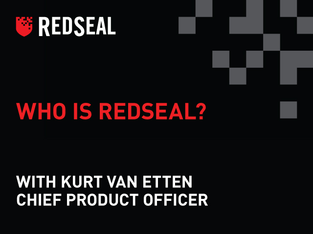 Who Is RedSeal?