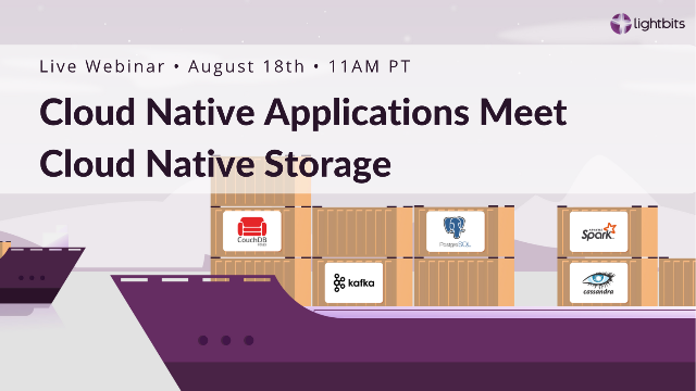 Cloud Native Databases Meet Cloud Native Storage