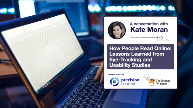 How People Read Online: Lessons Learned From Eye-Tracking and Usability Testing