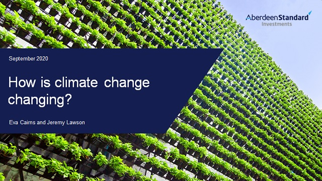 How is Climate Change changing?