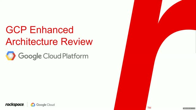 Get the most from your Google Cloud Platform environment.